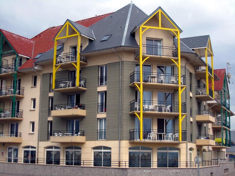 Appartement Type 2 – Résidence en Front de mer
