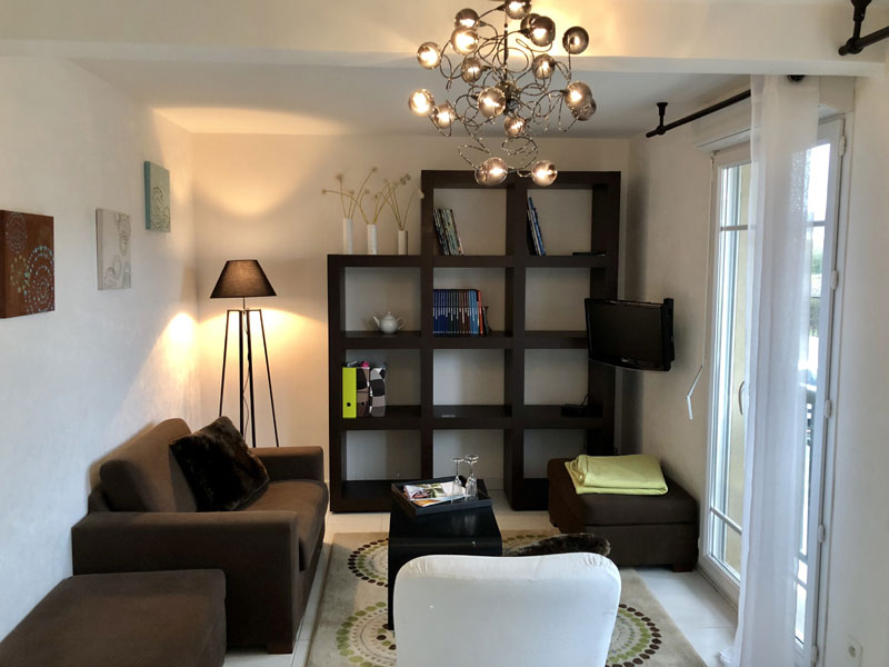 Appartement Type 2 Cabine en Parfait Etat - Entièrement meublé