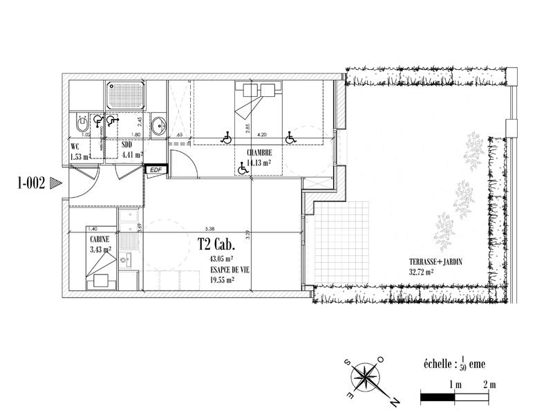 Appartement Face mer à CAYEUX SUR MER - Equinoxe n°002