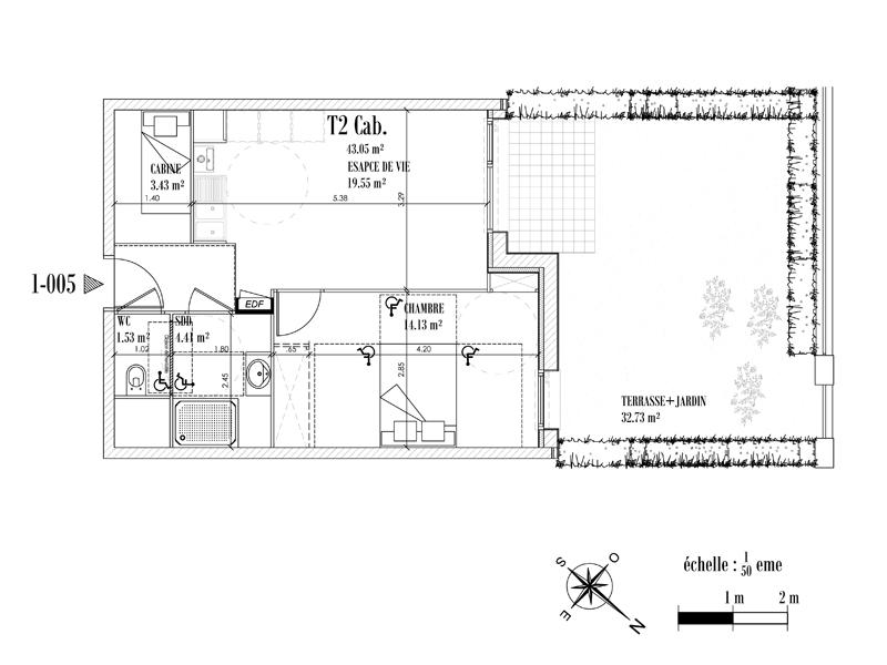 Appartement Face mer à CAYEUX SUR MER - Equinoxe n°005