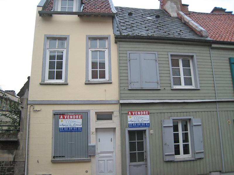 Maison de 43 m² avec 2 Chambres – Centre Ville