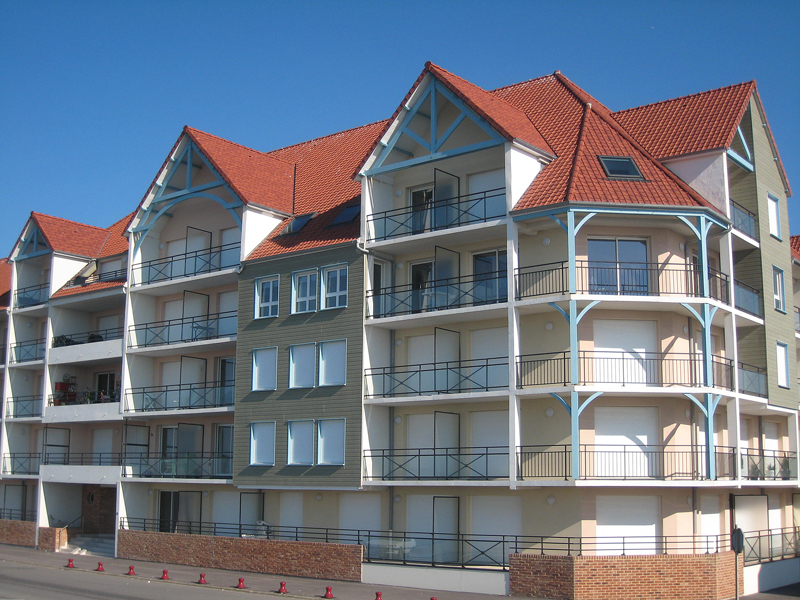Appartement Face mer T5 (4 Chambres) de 142,04 m² - Avec Garage